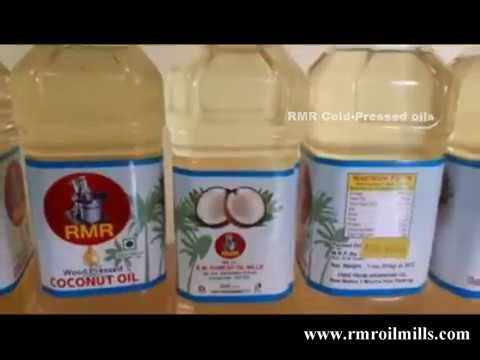 RMR Cold-Pressed Coconut Oil Extraction