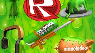 *NEW VIDEO OF THIS* How To Get All 3 Prizes For Nickelodeon Event On Roblox 2016! [ENDED]