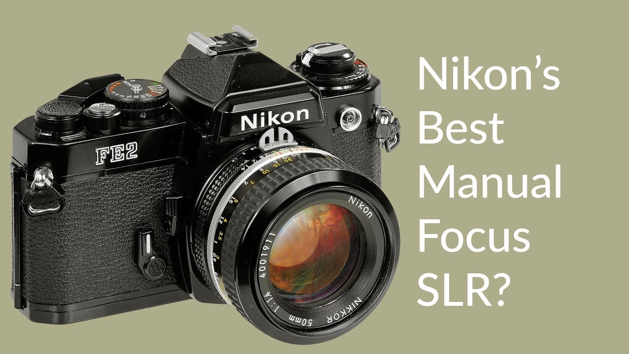 The Iconic Nikon FE2: Was this Nikon's Best Manual Focus SLR?