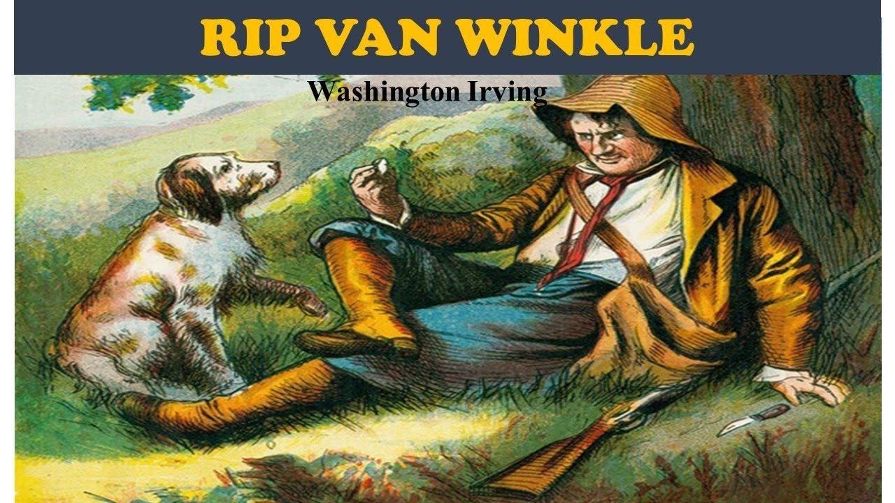 what is the moral of rip van winkle