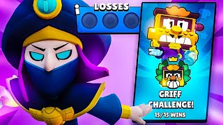 15-0 Mortis Only in Griff Challenge