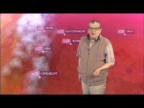Погода на 13 июля от профессора Беляева