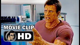 FANTASTIC FOUR: RISE OF THE SILVER SURFER Movie Clip - Switching Powers (2007) Chris Evans Movie HD