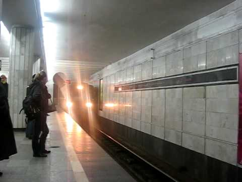 Getting on the Tbilisi Metro