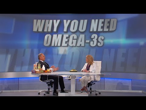 Why You Need Omega-3's
