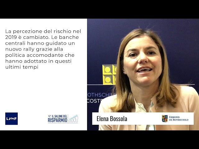 Elena Bossola (Edmond de Rothschild) - SdR19