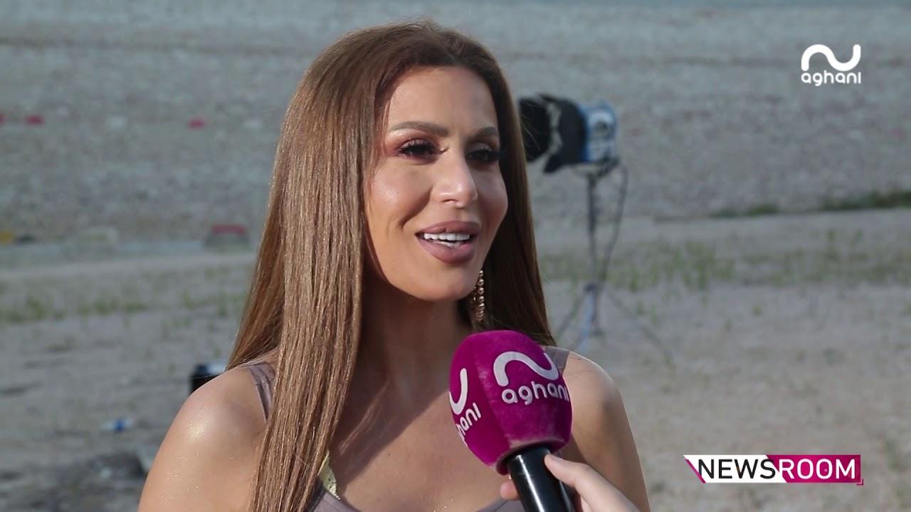 فيفيان مراد تتعرّض لحادث أثناء تصوير النسخة الأصلية وتصرّح: هكذا أواجه الناس المزيّفة في حياتي!