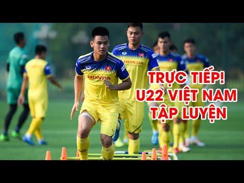 TRỰC TIẾP | ĐT U22 Việt Nam tập luyện buổi đầu tiên tại Philippines | NEXT SPORTS