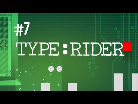 PIXEL PROBLEMS - TYPE:RIDER (EP.7) |