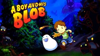 A Boy and His Blob Re-Release Trailer