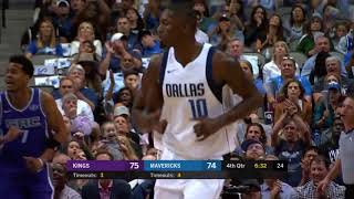 Sacramento Kings vs Dallas Mavericks: October 20, 2017