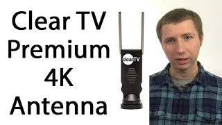 Clear TV Premium 4K HD Antenna Scam Buyer Beware