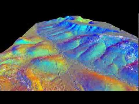 The magic of lidar 3d mapping