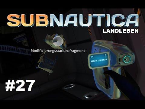 Subnautica Karte Deutsch.Subnautica Landleben Mit Karte Und Kompas Let S Play Deutsch German 27