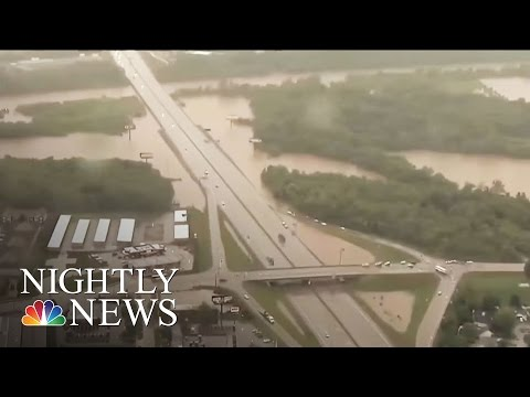 Flooding Threats Continues In South And Midwest US | NBC Nightly News