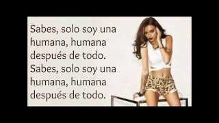 Human by Cher Lloyd - Letra Traducida