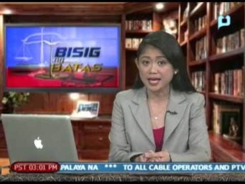 Bisig ng Batas: Isyu ng pagpapaalis ng may-ari ng apartment sa mga tenant (Rent Control Act of 2009)