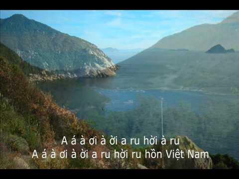 Hồn Việt.karaoke.P5 Trường ca Người Việt.st: Minh Châu