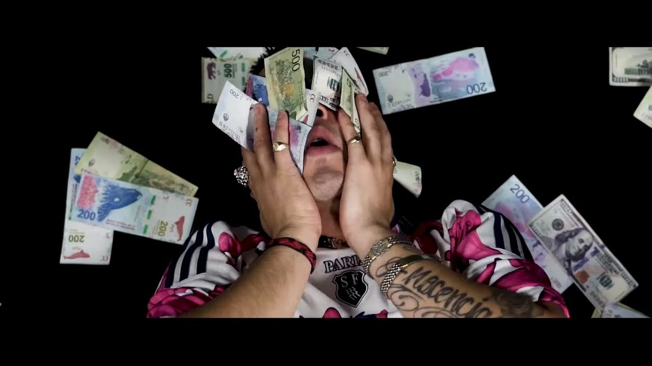 Callejero Fino - Cash Money (Video Oficial) Prod. El MT.