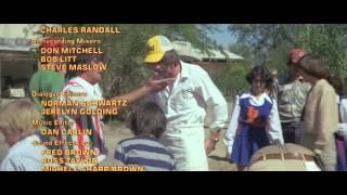 C.W. McCall - Convoy (1978 Movie Credits)