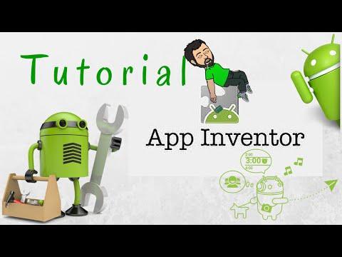 Tutorial Crear una aplicación Android con App Inventor 2015