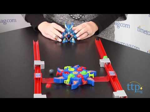 B Daman Crossfire Vertigo Spin Arena From Hasbro Youtube