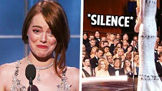 Awkward Oscars Speeches That Made Audience Squirm