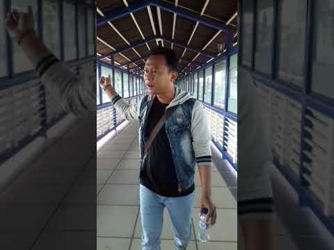 Skybridge Terminal Gilingan solo to Stasiun Balapan Solo Oleh Hery Klithik