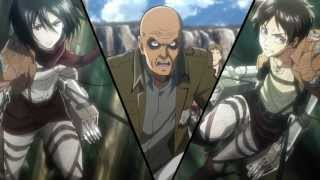 Shingeki No Kyojin (Attack On Titan REMIX) HD AMV