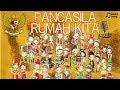 Karaoke Pancasila Rumah Kita (Full) Versi Isyana Sarasvati