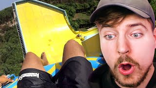 Insane Water Slides!