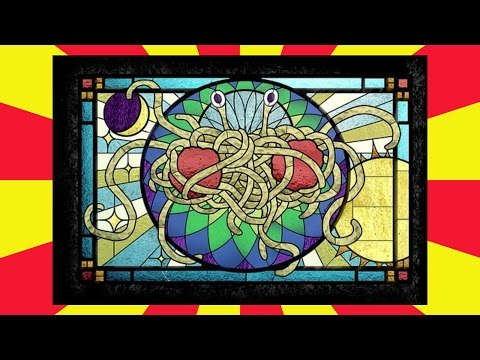 flying spaghetti monster explained
