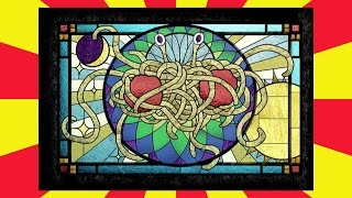 The Flying Spaghetti Monster EXPLAINED - The Flying Spaghetti Monster and His relation to PIRATES
