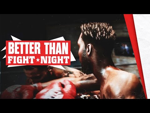 New Boxing Game Looks BETTER Than FIGHT NIGHT?