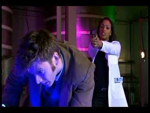 Doctor Who - The Doctor Rescues Martha