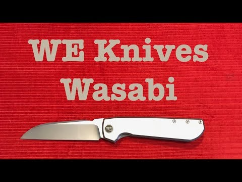 WE Wasabi Review - WOW...