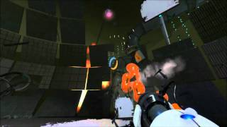 Portal 2 - Last Level - Boss Fight - The End