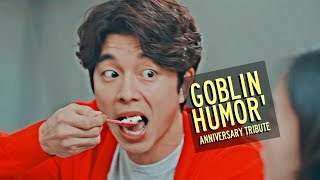 [ HUMOR ] GOBLIN |  도깨비  'Am i NOT CUTE??'