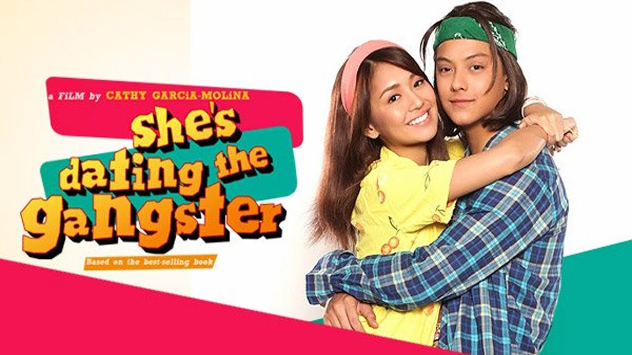 She S Dating The Gangster Daniel Padilla Kathryn Bernardo Pmovie Eng Sub Youtube
