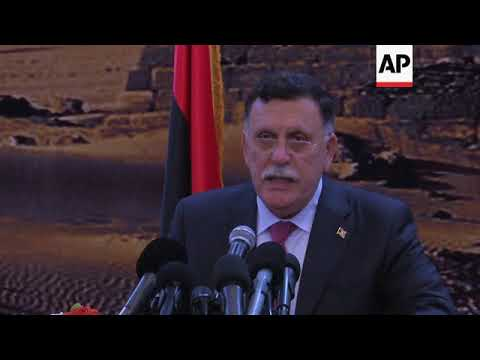 PM of Libya's national accord government in Sudan