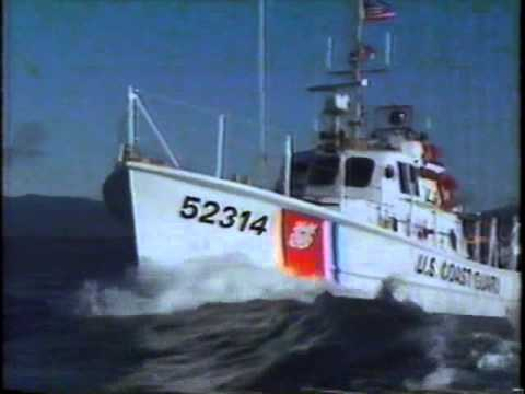 Discovery Channel Special on Coast Guard Cape D 1994