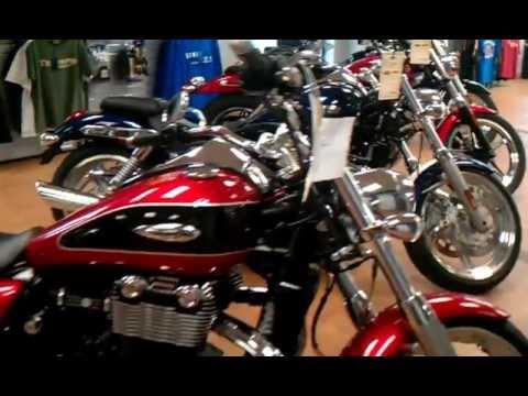 Triumph Dealer Albany | Motorcycle Dealer Saratoga | Triumph Bikes and Service