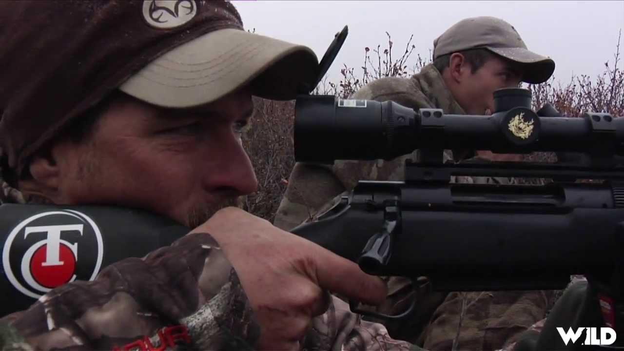 Moose Hunting with Nosler's Magnum TV