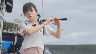 [행복주의] 첫 배낚시 도전! 바다소녀 가요이와 멀미로…