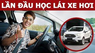 Lần đầu học lái xe Oto căng thẳng như thế nào! | Oops Banana V10g 184