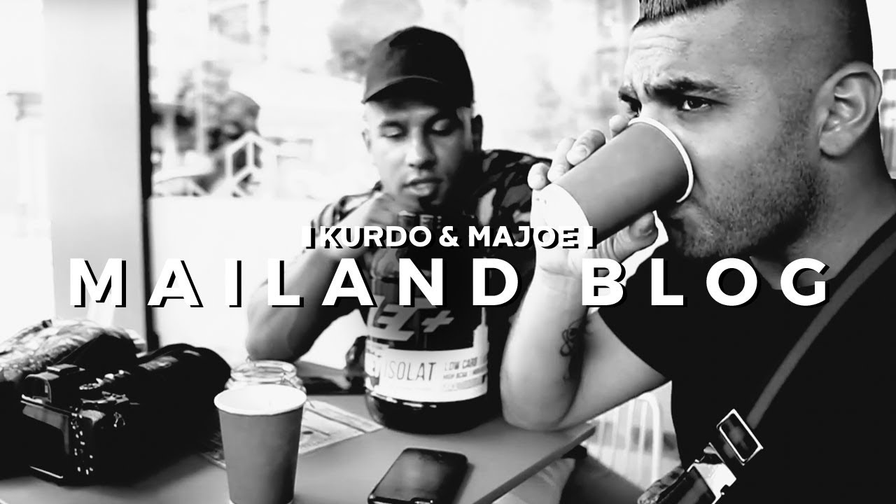 Kurdo x Majoe ✖️ BLANCO✖️  [ Mailand Blog ]