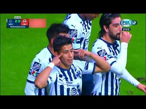 Resumen | Monterrey 4 - 0 Lobos BUAP | LIGA Bancomer MX - Clausura 2019 - Liga MX - Jornada 6