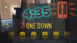 Payday 2 - Jewelry store (One down SpeedRun - Solo) - 4:35