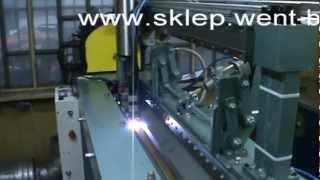 Wkłady kominowe kwasoodporne - spawanie wkładu kominowego