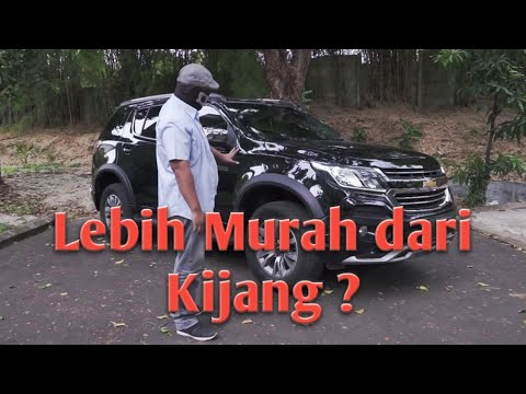 Chevrolet Trailblazer Review Indonesia